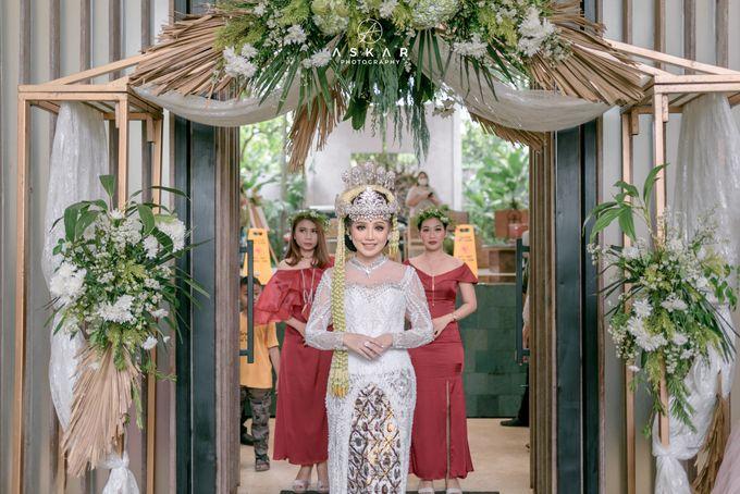 Wedding Ingrid & Benno by Azila Villa - 017