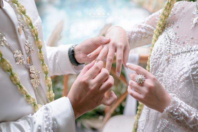 Wedding Ingrid & Benno by Azila Villa - 019