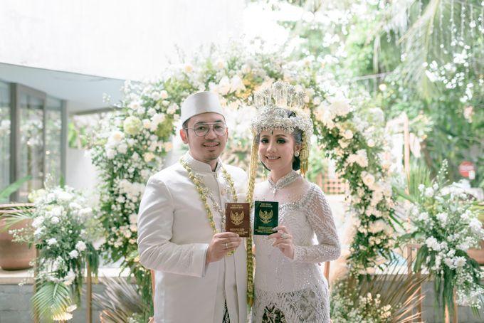 Wedding Ingrid & Benno by Azila Villa - 018