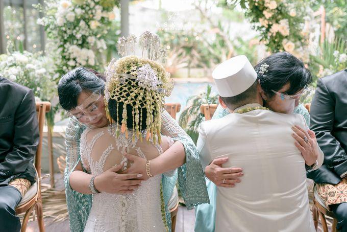 Wedding Ingrid & Benno by Azila Villa - 020