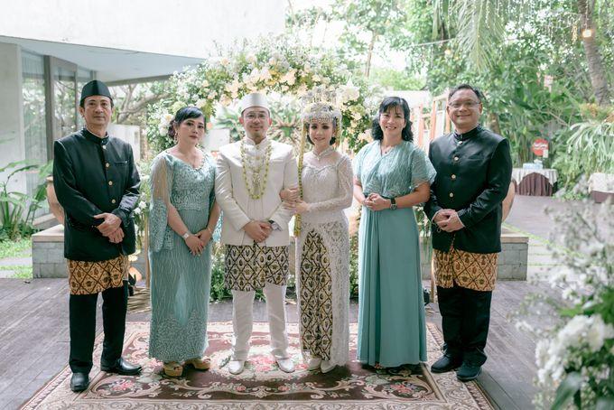 Wedding Ingrid & Benno by Azila Villa - 021