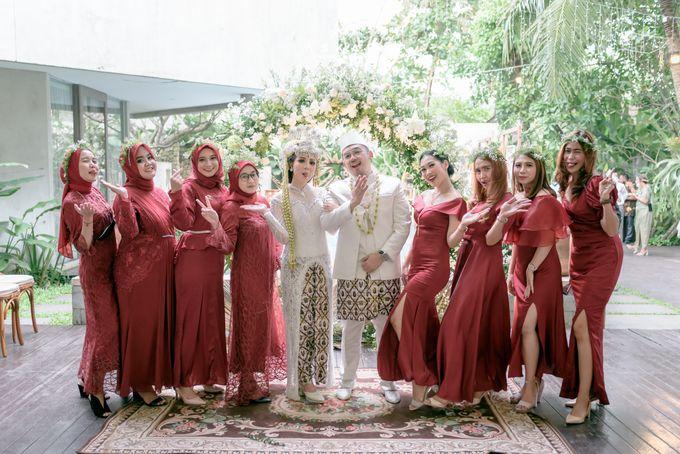Wedding Ingrid & Benno by Azila Villa - 024