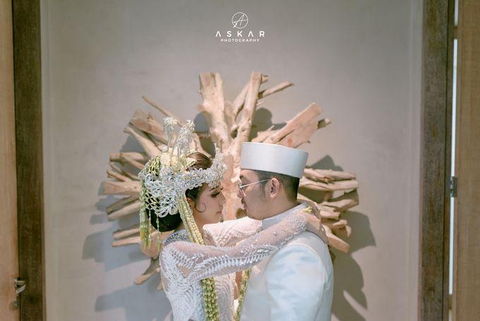 Wedding Ingrid & Benno by Azila Villa - 023