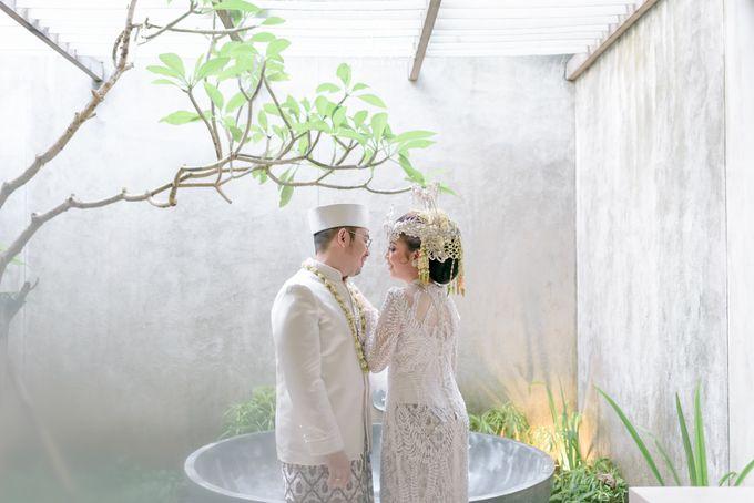 Wedding Ingrid & Benno by Azila Villa - 022