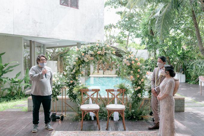 Akad Nikah Nila & Aflah by Azila Villa - 019