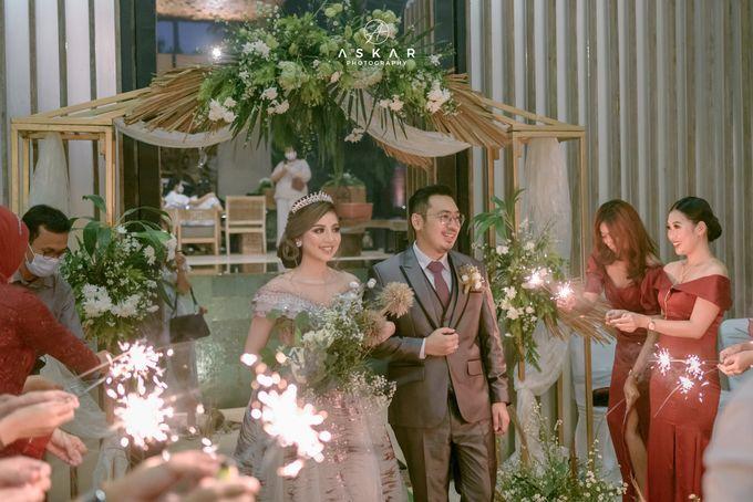 Wedding Ingrid & Benno by Azila Villa - 028