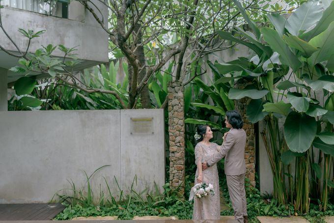 Akad Nikah Nila & Aflah by Azila Villa - 022