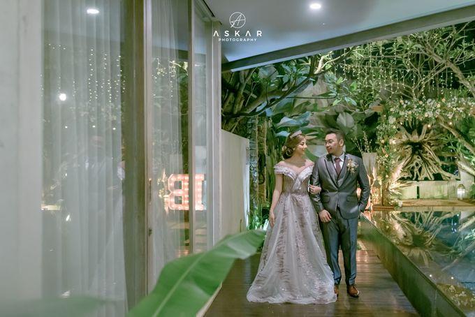Wedding Ingrid & Benno by Azila Villa - 032