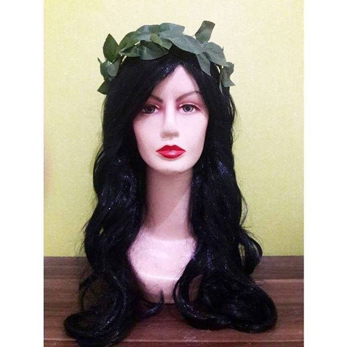 Flower Crown / Bando Bunga / Mahkota Bunga by Estrella Flower Crown - 018