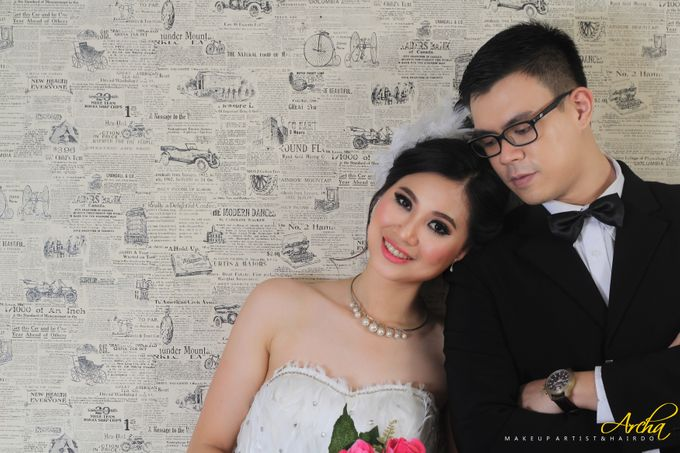 Prewed Photo by Archa makeup artist - 006