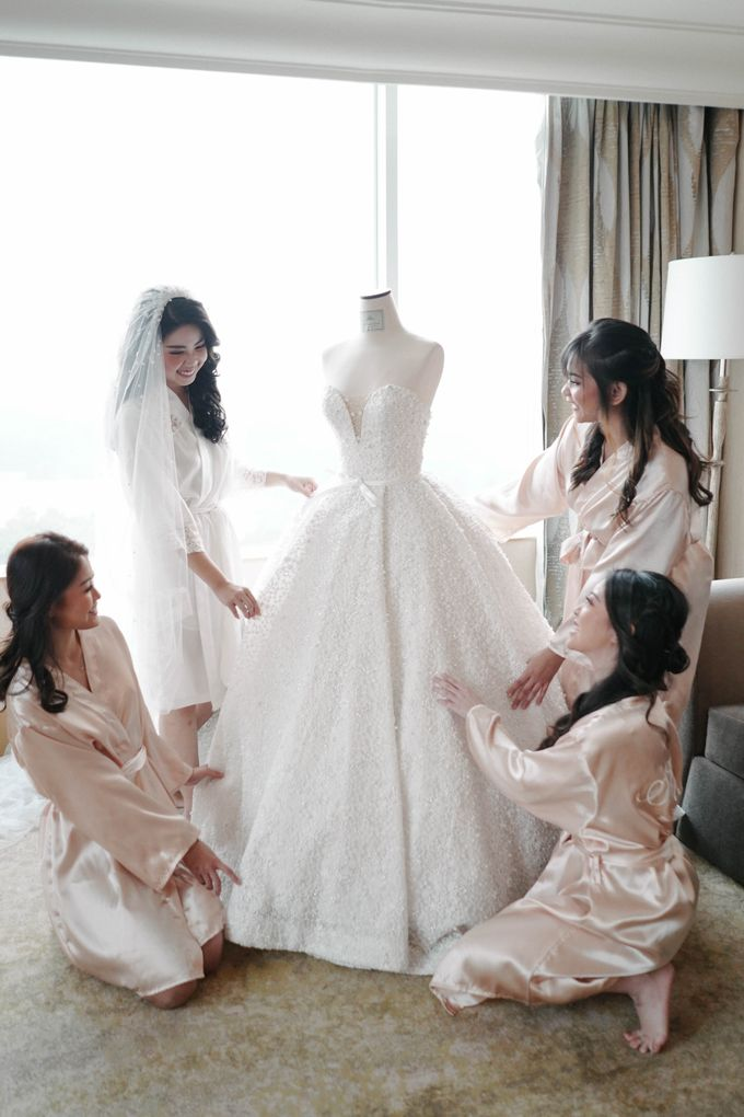 Wedding Of Renard & Nadia by Ohana Enterprise - 002