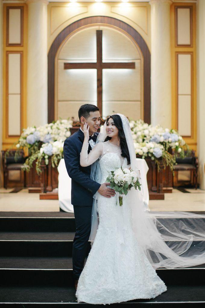 Wedding Of Renard & Nadia by Ohana Enterprise - 019