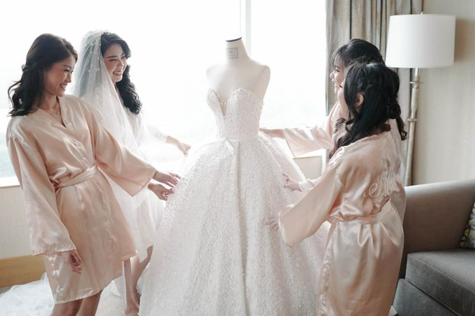 Wedding Of Renard & Nadia by Ohana Enterprise - 003