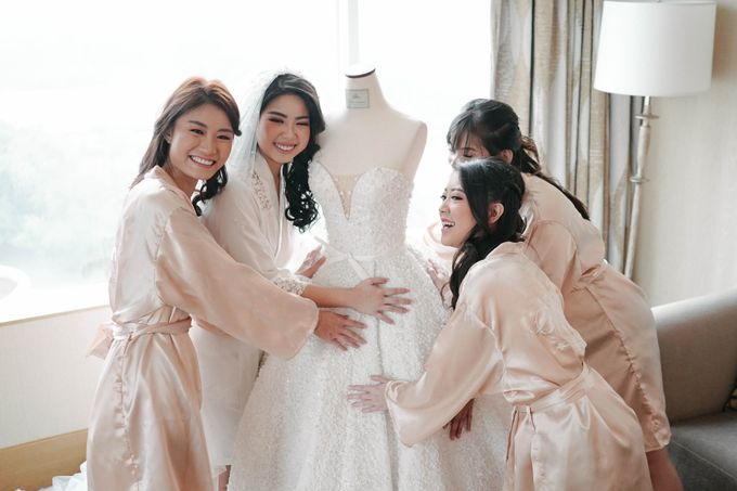 Wedding Of Renard & Nadia by Ohana Enterprise - 004