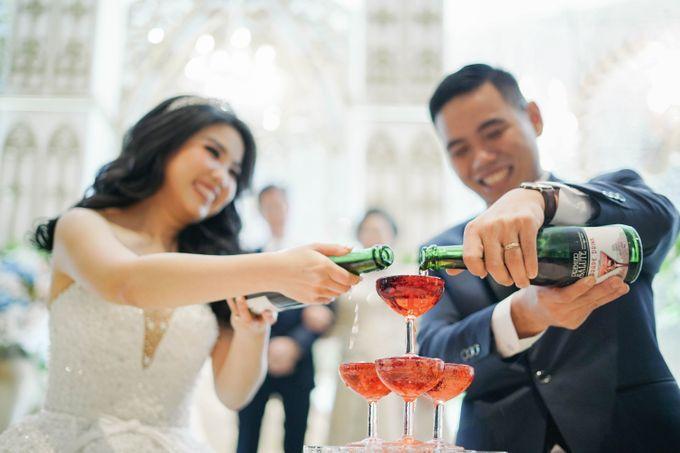 Wedding Of Renard & Nadia by Ohana Enterprise - 033