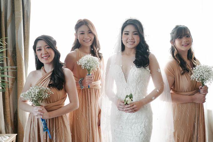 Wedding Of Renard & Nadia by Ohana Enterprise - 006