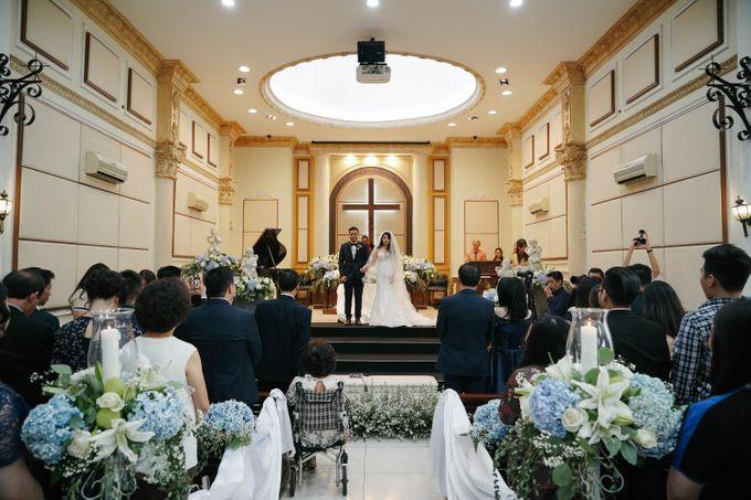 Wedding Of Renard & Nadia by Ohana Enterprise - 014