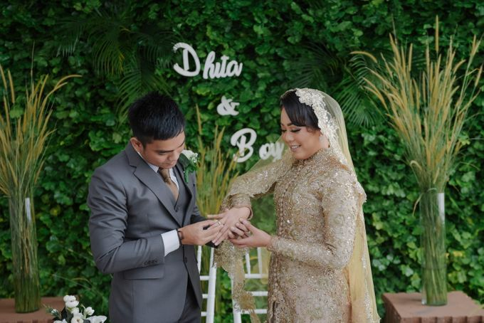 The Wedding of  Dhita & Boy by Satori Planner - 018