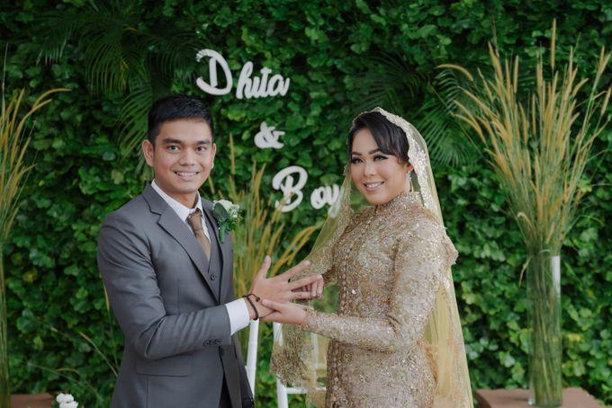 The Wedding of  Dhita & Boy by Satori Planner - 019