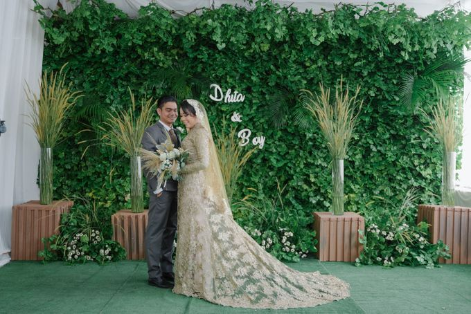 The Wedding of  Dhita & Boy by Satori Planner - 021