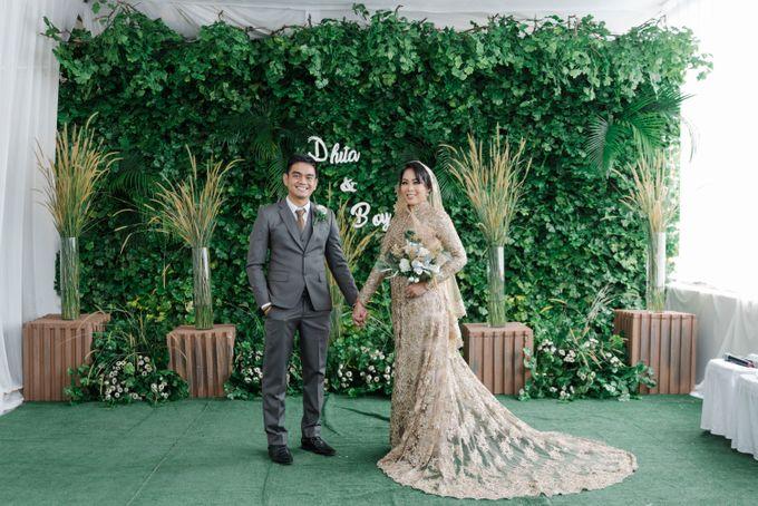 The Wedding of  Dhita & Boy by Satori Planner - 022