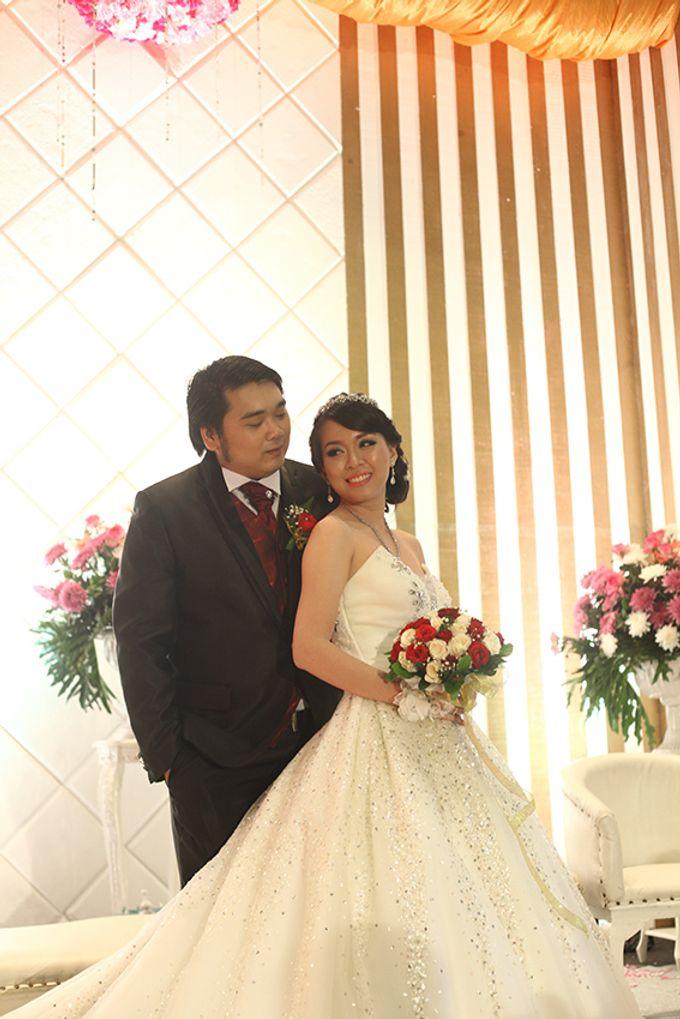Jeffison & Santya Wedding by DESPRO Organizer - 001