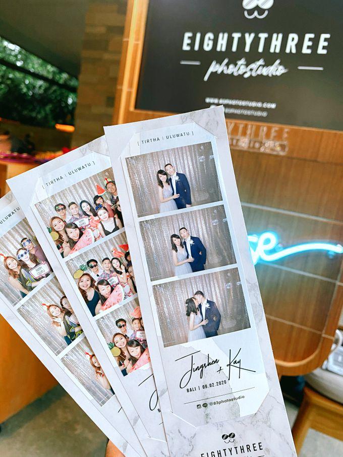 Jingshan & Kay Wedding by 83photostudio - 011