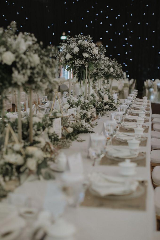 The Wedding of William and Ariestya by MALVA Bridesmaids - 014