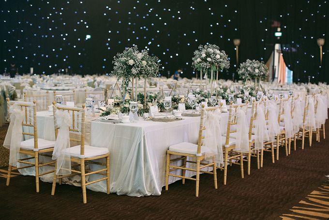 The Wedding of William and Ariestya by MALVA Bridesmaids - 006