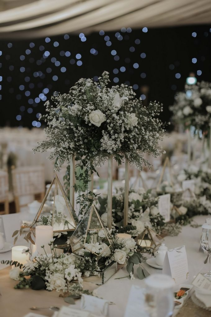 The Wedding of William and Ariestya by MALVA Bridesmaids - 015