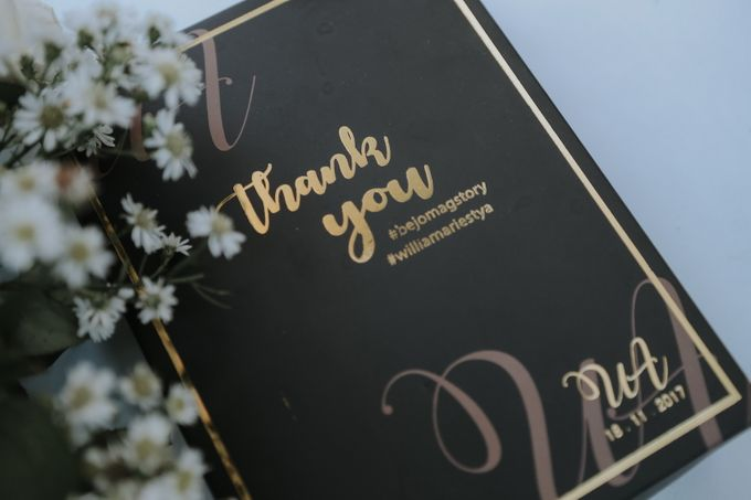 The Wedding of William and Ariestya by MALVA Bridesmaids - 016