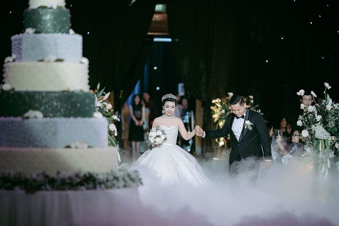 The Wedding of William and Ariestya by MALVA Bridesmaids - 008