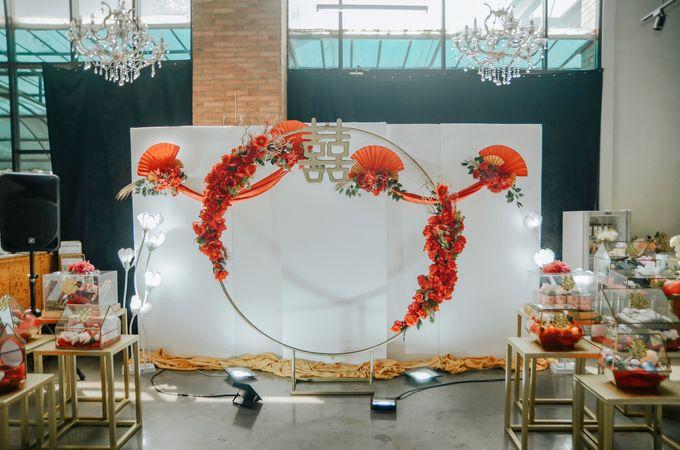 Sangjit Ricky & Diajeng by Calysta Sangjit Decoration - 010