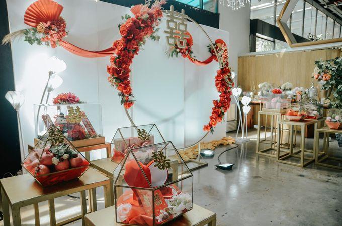 Sangjit Ricky & Diajeng by Calysta Sangjit Decoration - 004