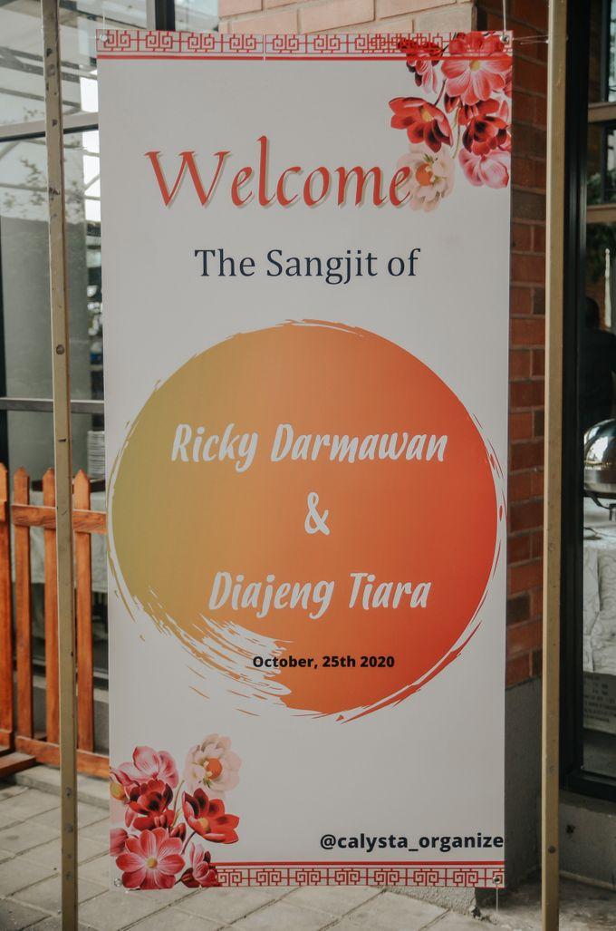 Sangjit Ricky & Diajeng by Calysta Sangjit Decoration - 013