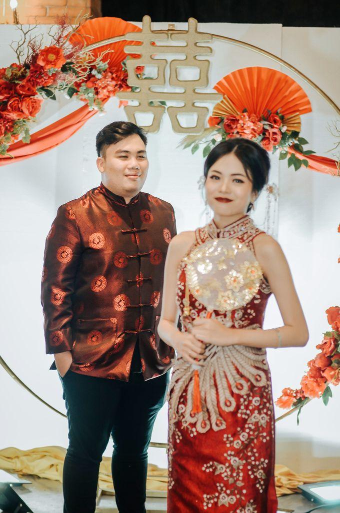 Sangjit Ricky & Diajeng by Calysta Sangjit Decoration - 018