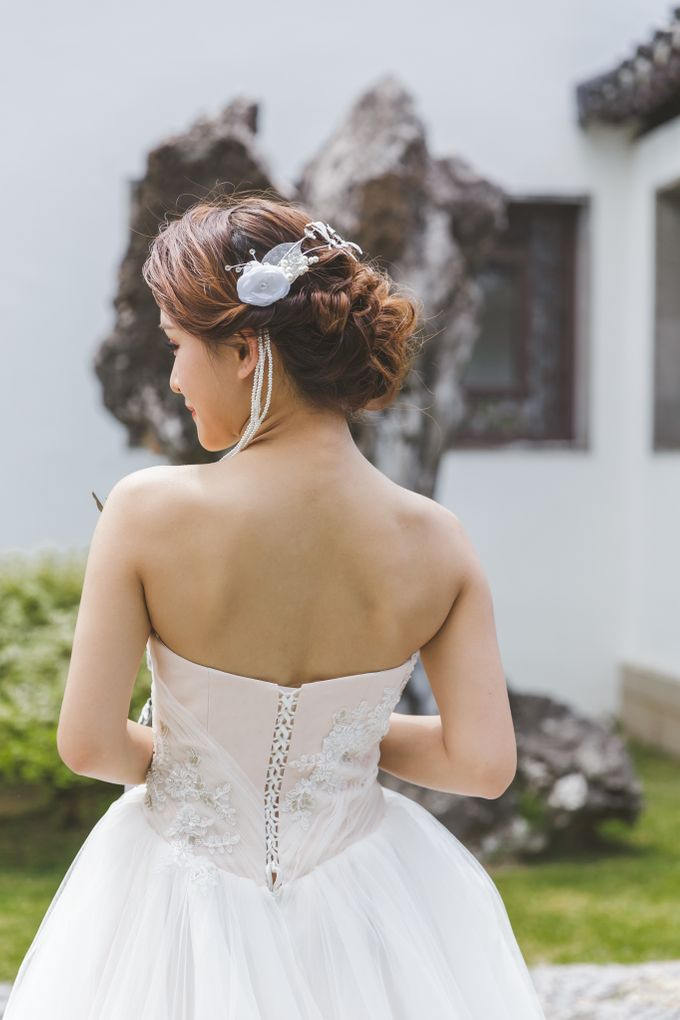 Cha Nee out door shoot by Cocoon makeup and hair - 005