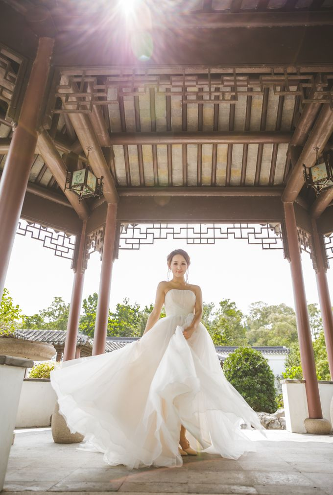 Cha Nee out door shoot by Cocoon makeup and hair - 006