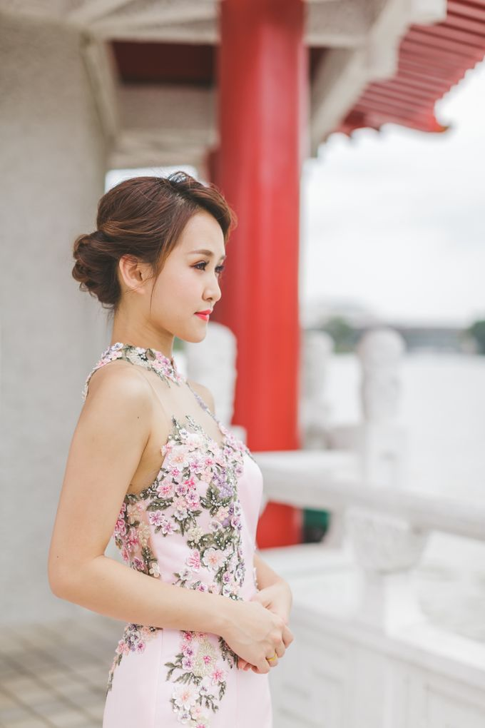 Cha Nee out door shoot by Cocoon makeup and hair - 011