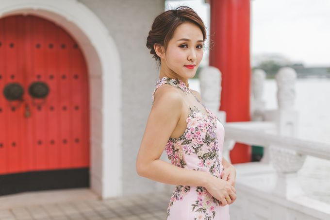 Cha Nee out door shoot by Cocoon makeup and hair - 012