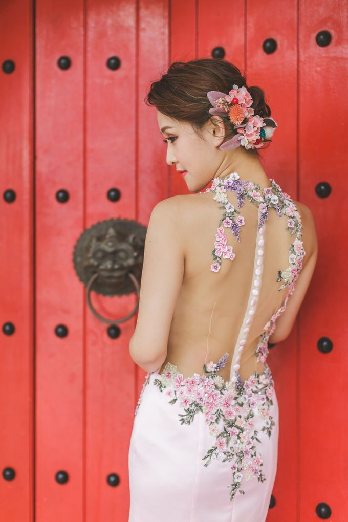 Cha Nee out door shoot by Cocoon makeup and hair - 014