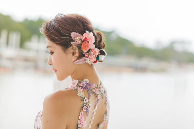 Cha Nee out door shoot by Cocoon makeup and hair - 015