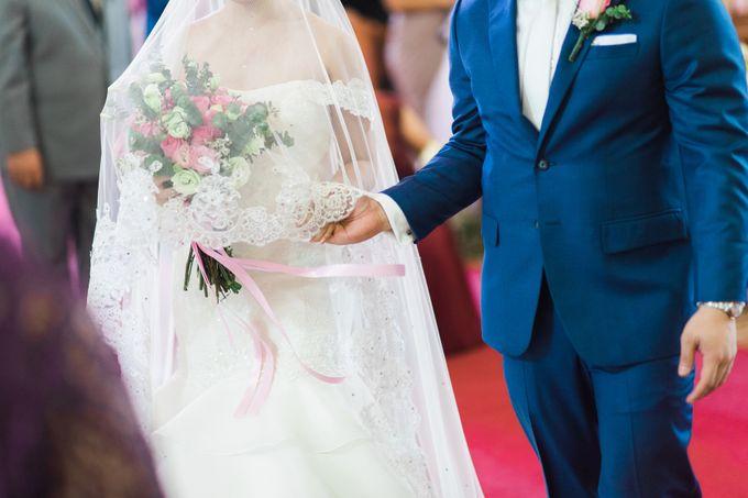 Paolo & Anamae Wedding by Ivy Tuason Photography - 028
