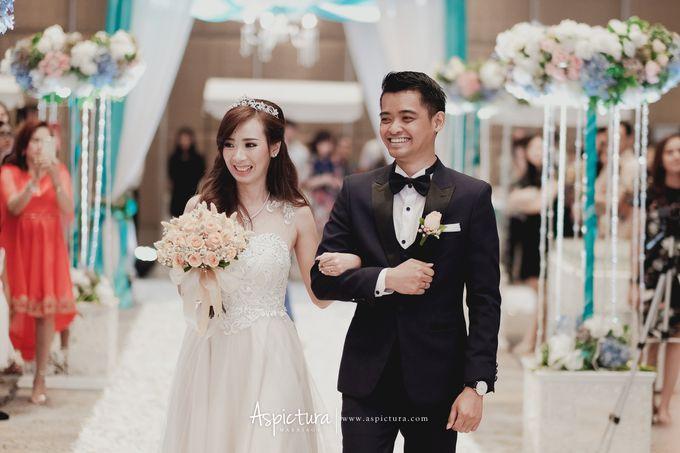 Wedding of Dimas & Agnes by Novotel Tangerang - 001