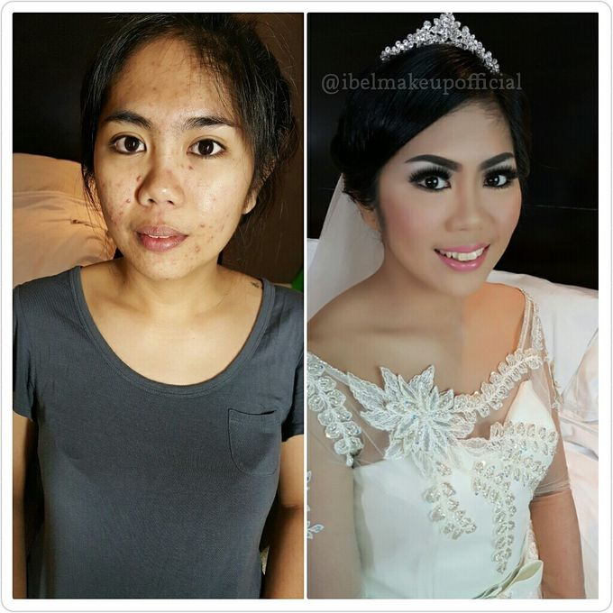 Bride Make Up by IBELmakeuppro - 014