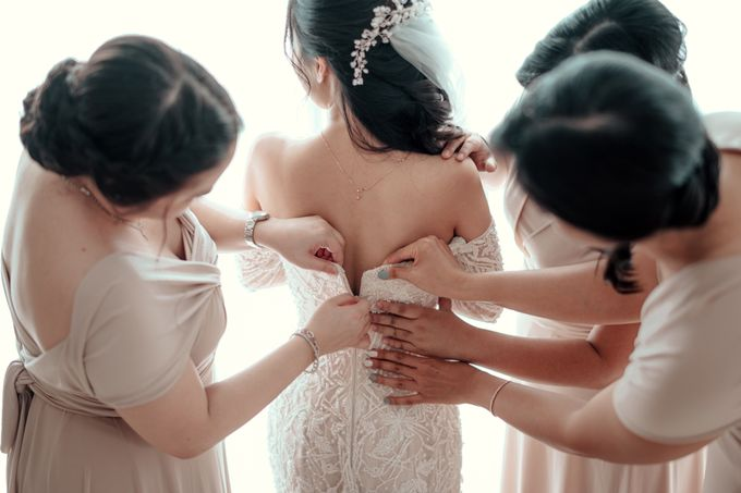 The Wedding of Paulina & Kevin by Bali Eve Wedding & Event Planner - 002