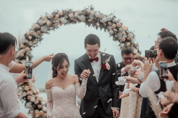 The Wedding of Paulina & Kevin by Bali Eve Wedding & Event Planner - 027