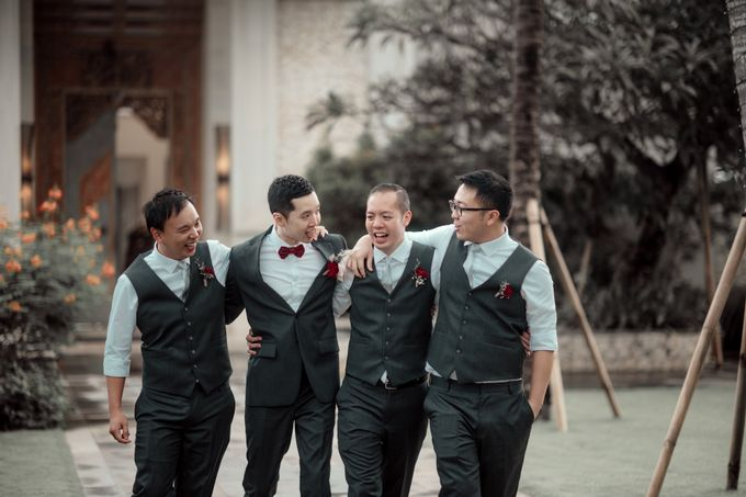 The Wedding of Paulina & Kevin by Bali Eve Wedding & Event Planner - 032