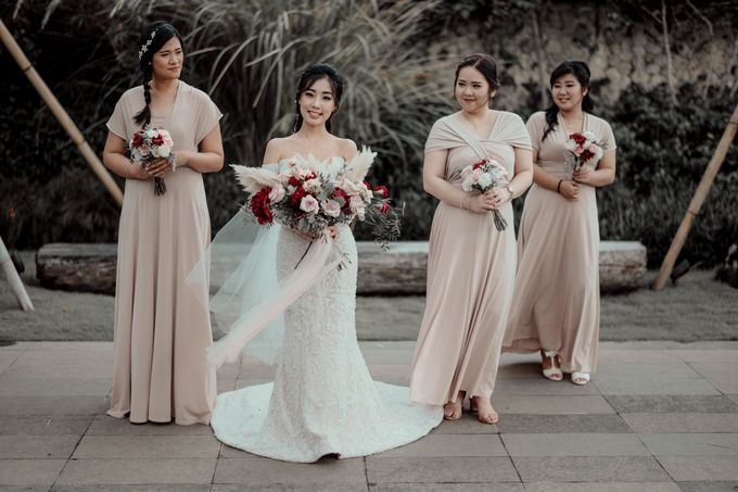 The Wedding of Paulina & Kevin by Bali Eve Wedding & Event Planner - 030