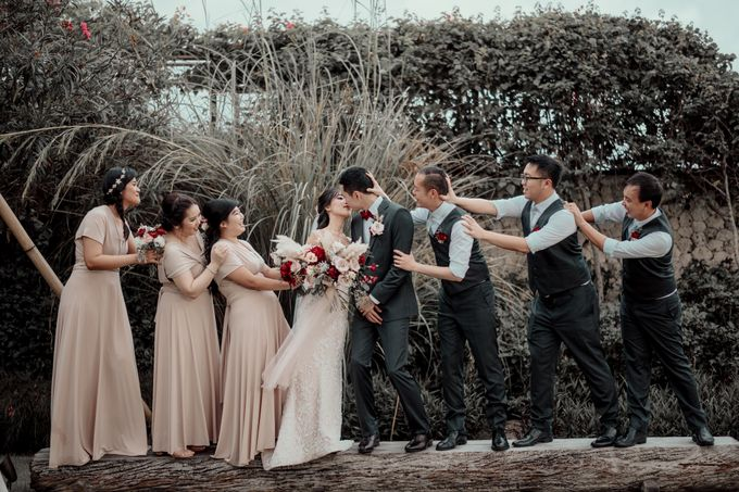 The Wedding of Paulina & Kevin by Bali Eve Wedding & Event Planner - 029